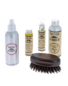 Coffret kit barbe douce