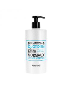 Shampooing quotidien cheveux normaux 500ml