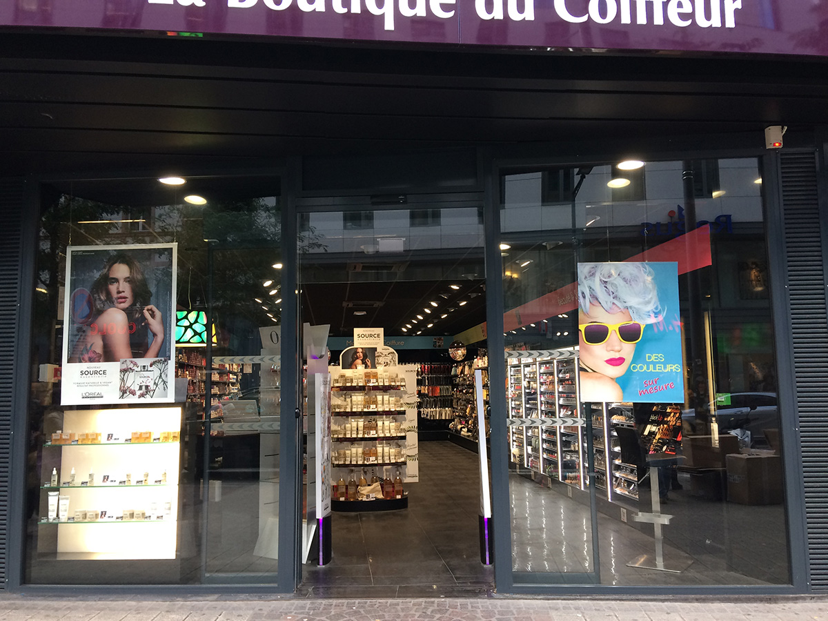 Magasin LUXEMBOURG GARE
