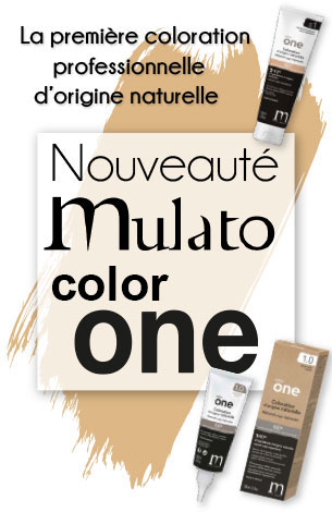 Découvrez Mulato Color One, la coloration directe naturelle !