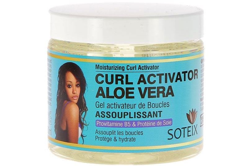 Gel activateur de boucles Curl Activator SOTEIX 200ml